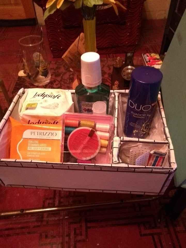 Ideas para el kit de baño. ¿Qué tendrá el tuyo? - 2