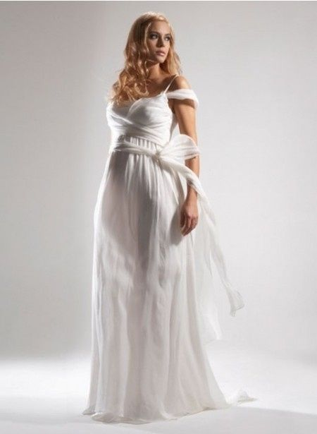 Vestidos invitada boda embarazada 2019
