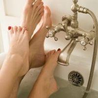 La ducha o el baño