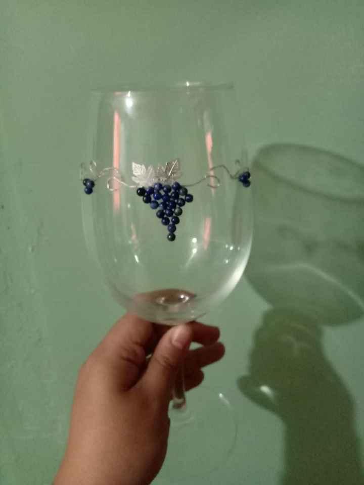 Listas mis copas de vino - 1