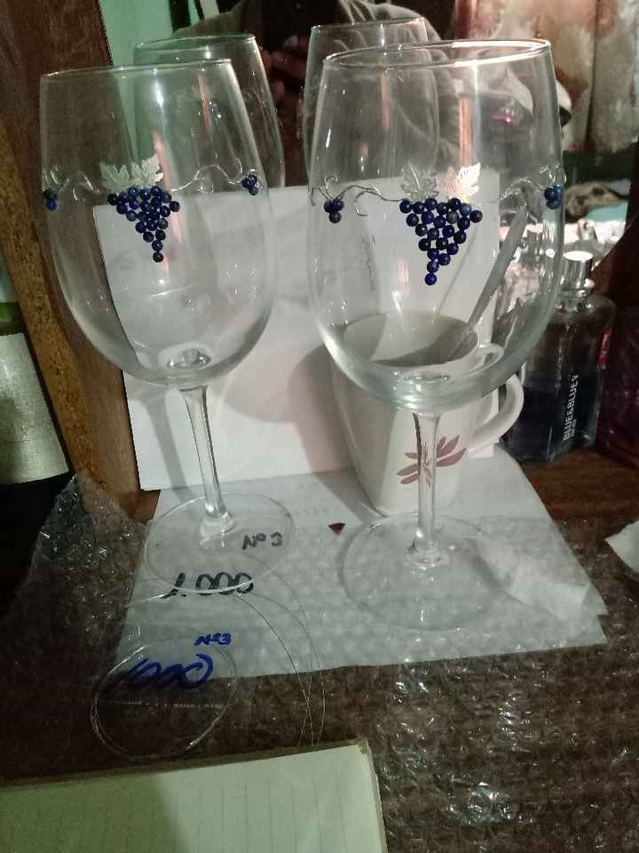 Listas mis copas de vino - 2