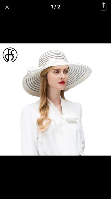 Sombreros novia 👰🏻 3