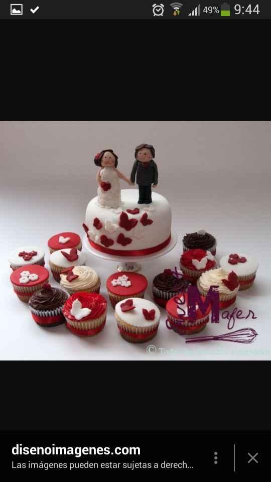 Torta en la boda civil? - 1