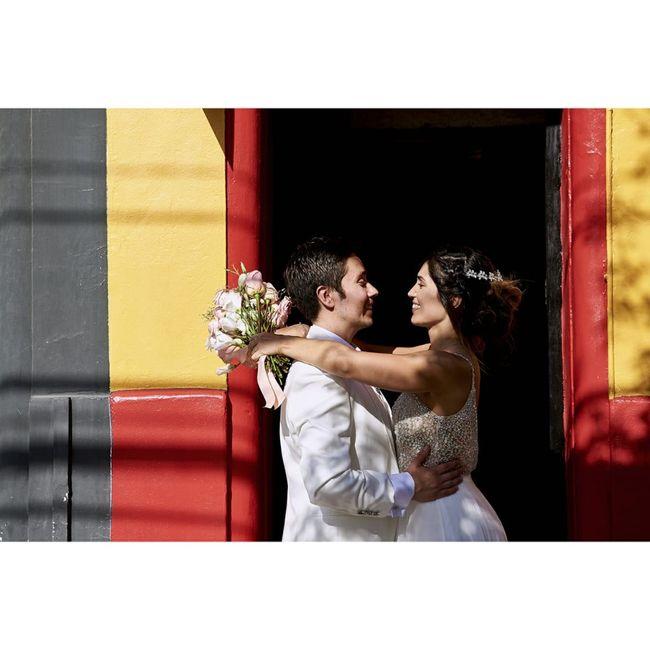 Matrimonio en tiempo record 1