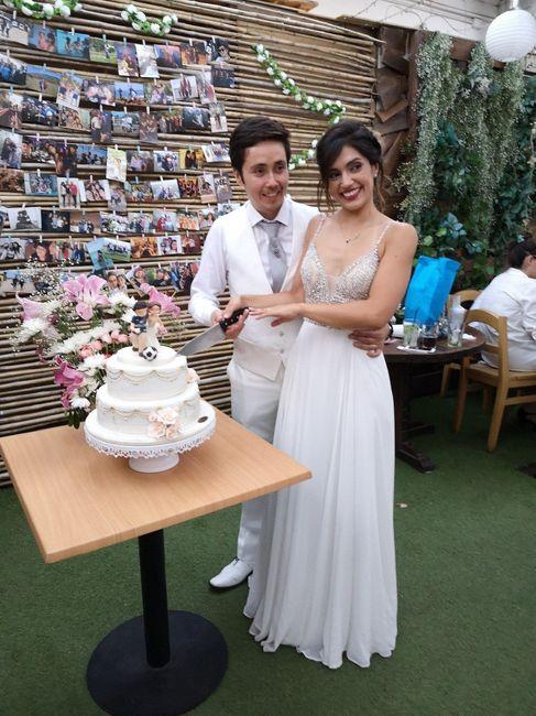 Matrimonio en tiempo record 2