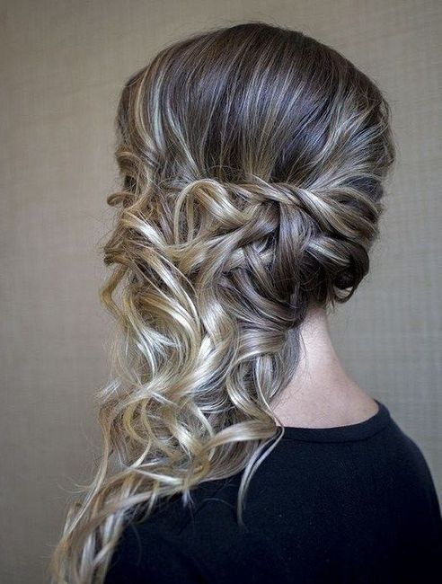 Peinados naturales que enamoran❤️ 1