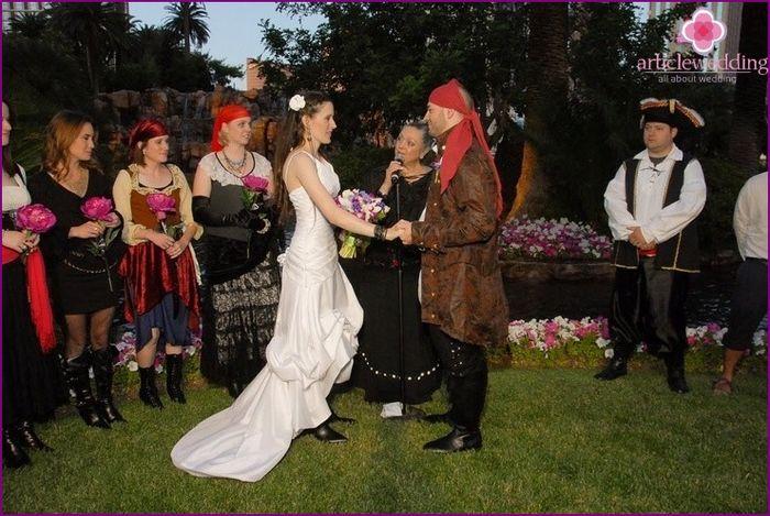Matrimonio Temático 7