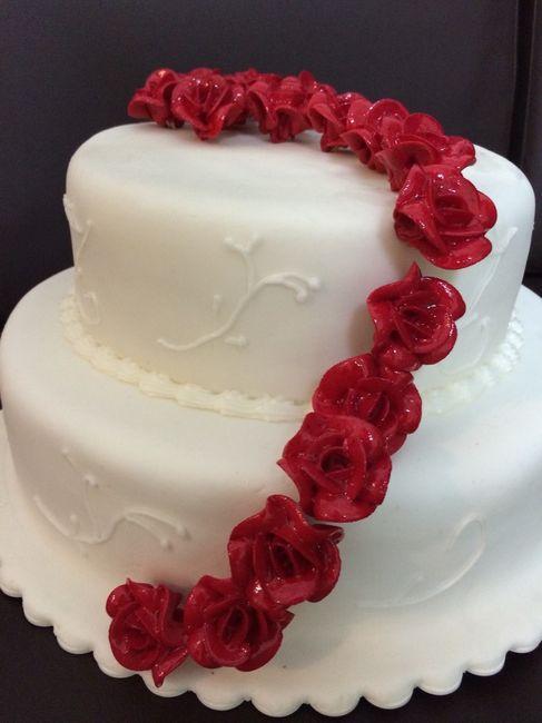¿Qué estilo de torta encaja mejor en tu matrimonio? - 2