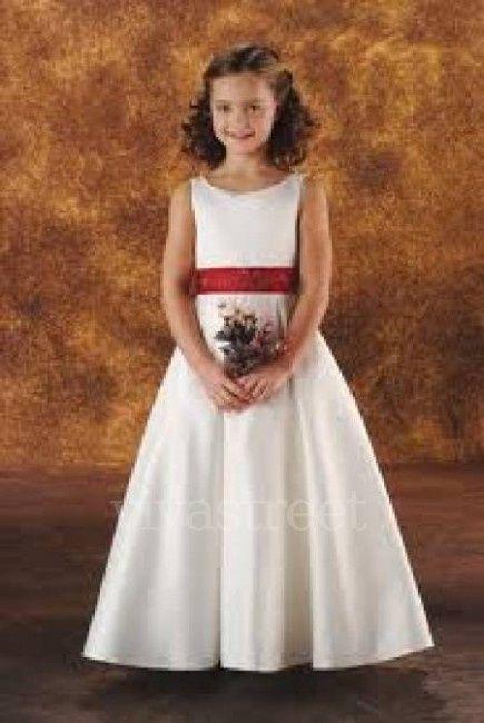 Vestido para niña de paje - Imagui
