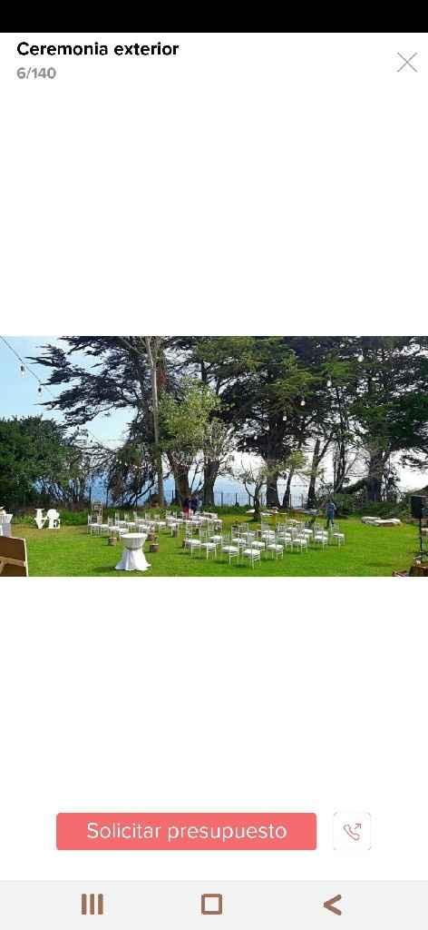 Novios que se casan en Regiones, ¿dónde se casan?🎉 - 1