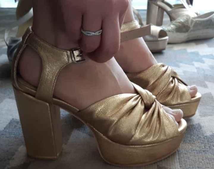 Zapatos de novia en oferta! ❤️ ✨ - 1