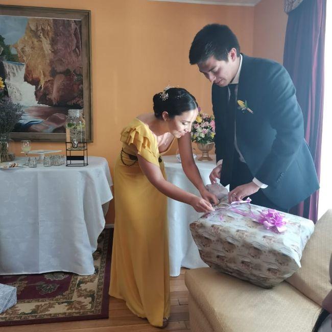 Matrimonio Gómez Lagos 2