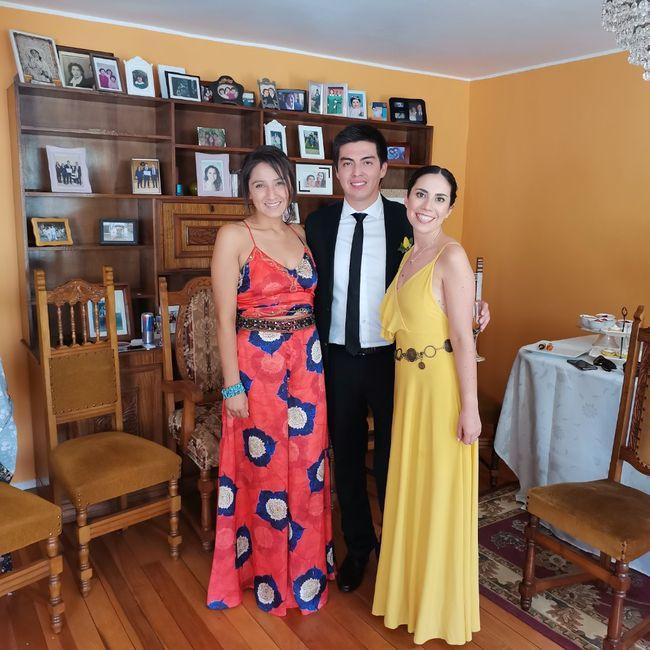 Matrimonio Gómez Lagos 4