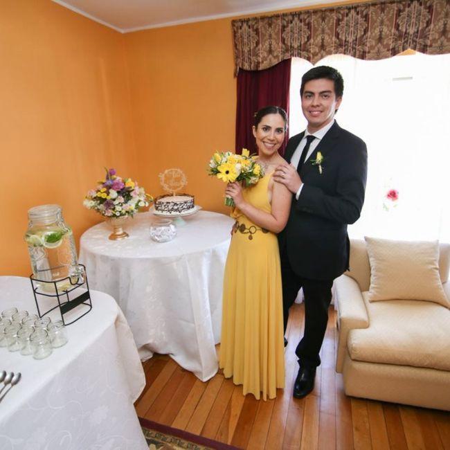Que usar en matrimonio civil?🙄 - 1
