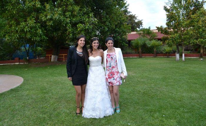 mi hermana y prima