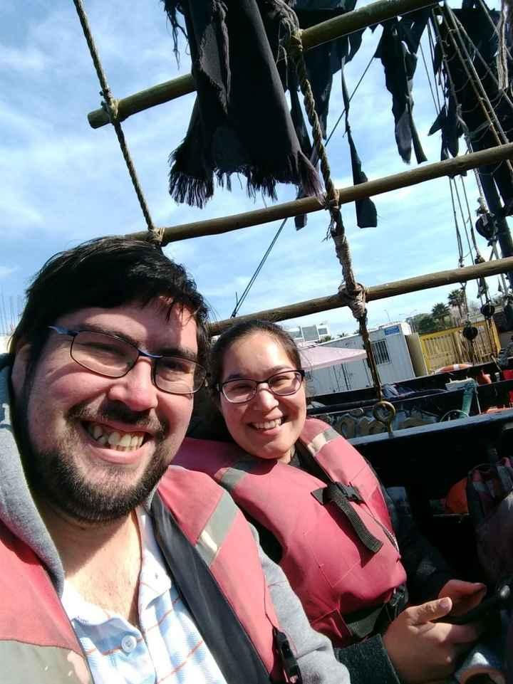 Navegando en el Holandés Errante, Coquimbo