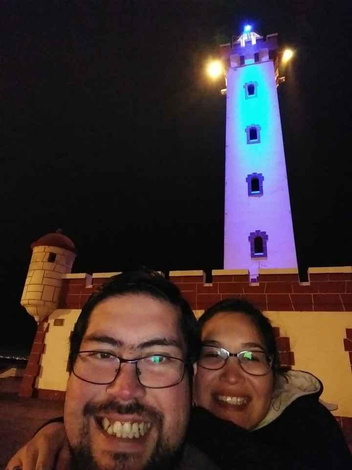 Faro monumental, La Serena