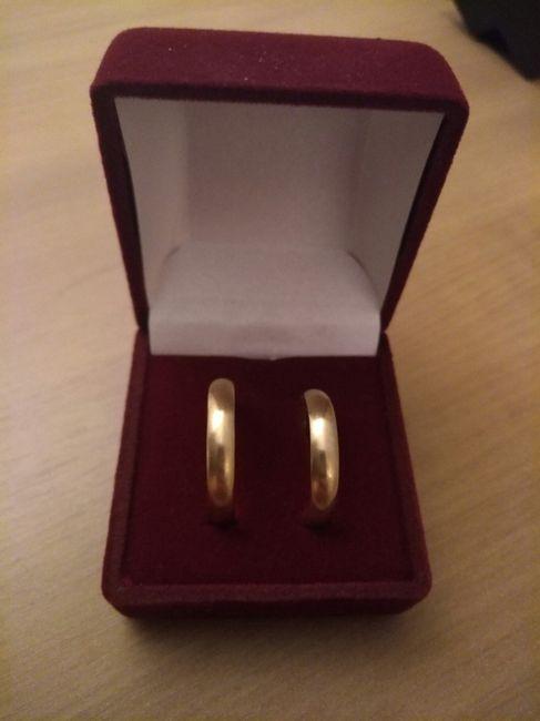 Nuestros anillos y otras cosas 1