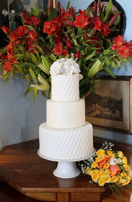 Torta: ¿blanca o de color? 4