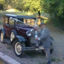 Cómo será el auto de matrimonio? - 1