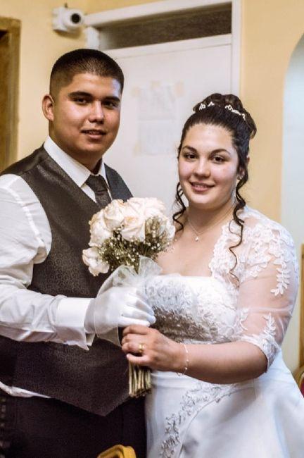 Recién casados 1