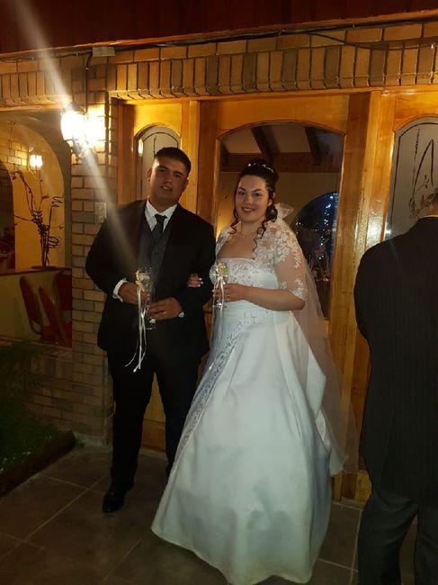Recién casados 8