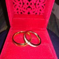 Nuestros anillos ⚭ ❤️ - 1