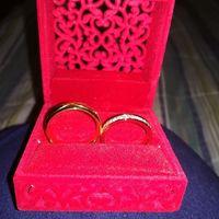 Nuestros anillos ⚭ ❤️ - 2