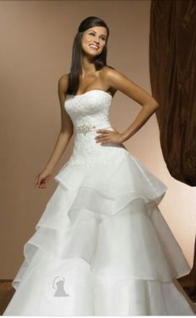vestidos de novia con vuelos 👰