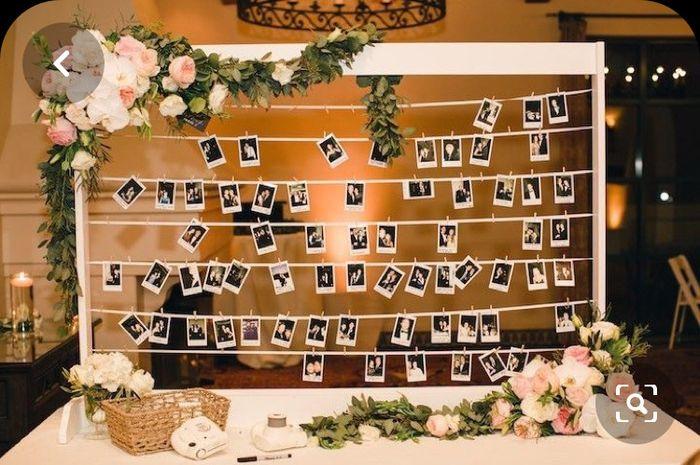 5 + 1 seating plan para tu matrimonio... 7