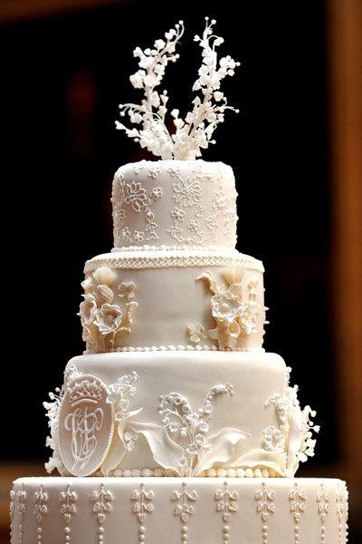 Tortas con efecto mármol o marmoladas 🍰 8