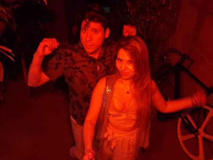 Lau y Rob, nuestro calendario de amor - 1