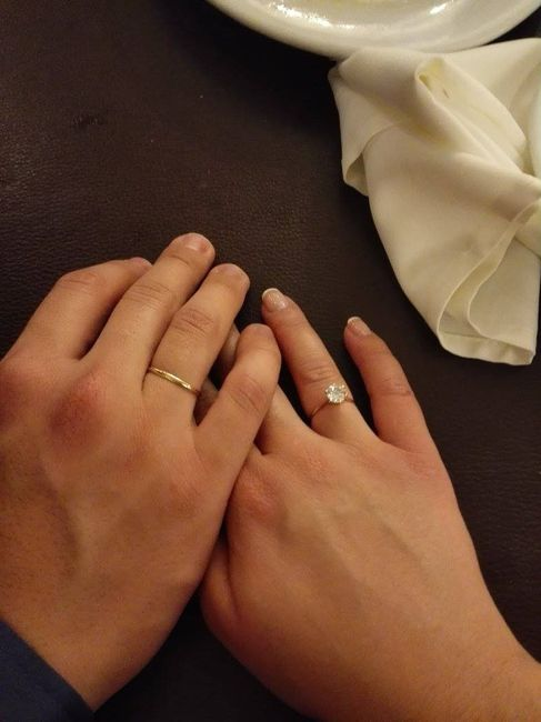 57633cb2d3ed Usar o no el anillo de compromiso durante la ceremonia de matrimonio