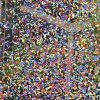 Confeti multi color
