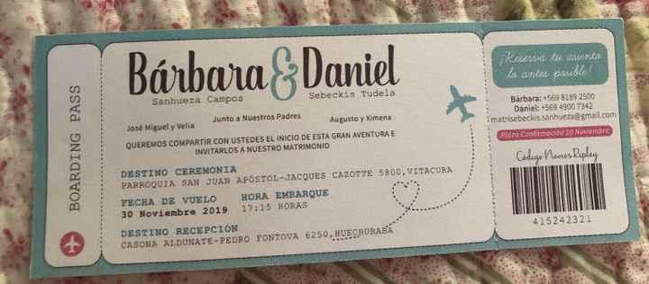 Aminovia: ¡Compártenos tu invitación! - 2
