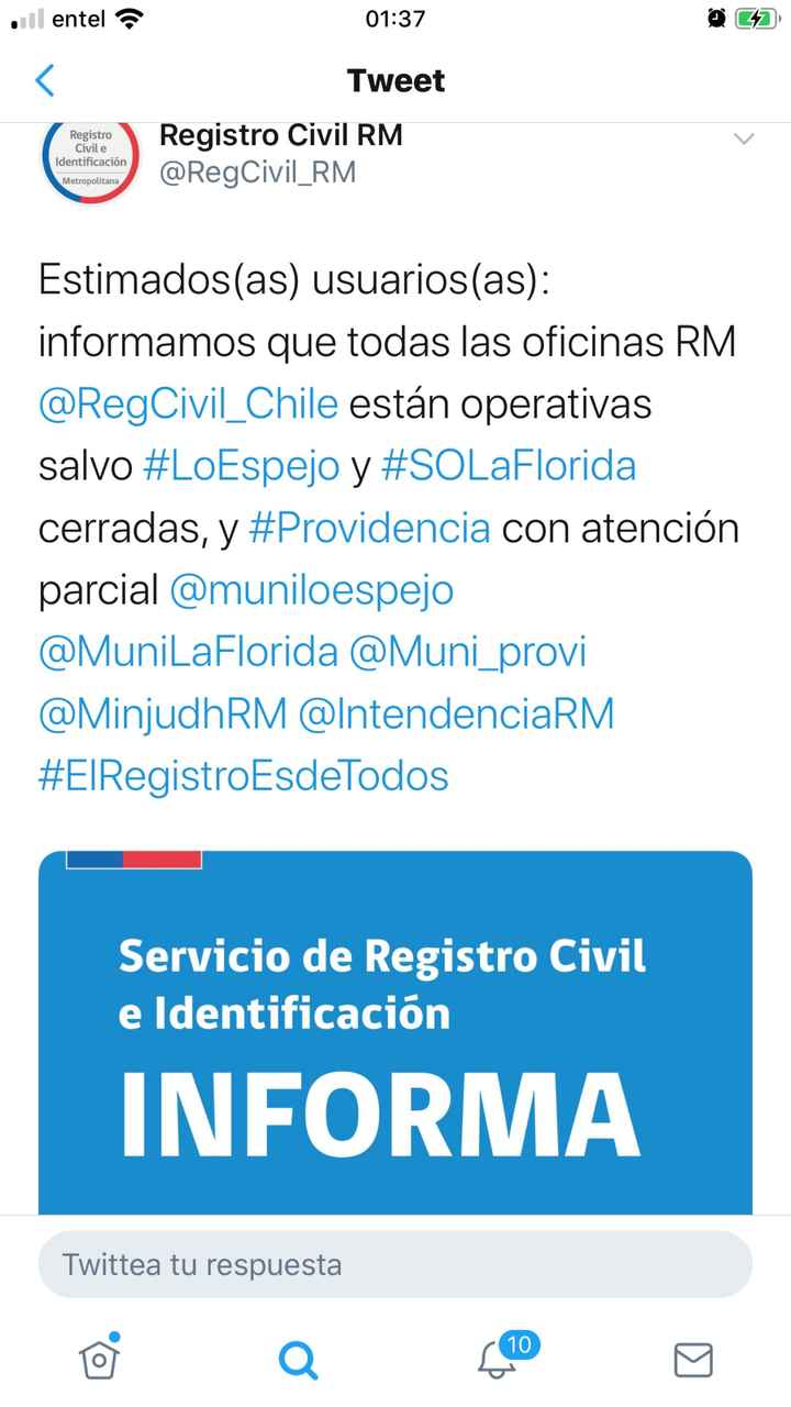 Registro civil - 1