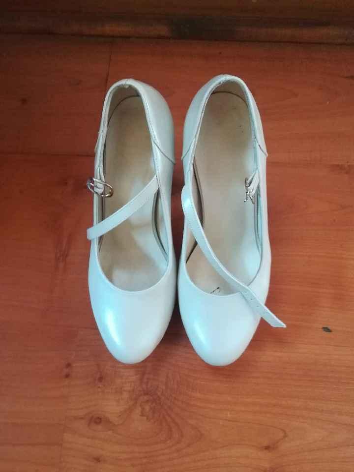 Vendo Zapato de Novia - 3