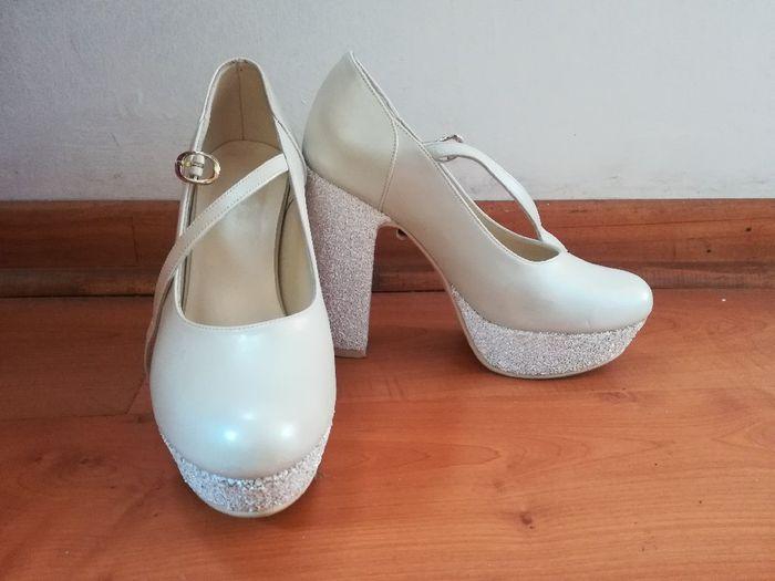 Vendo Zapato de Novia - 2