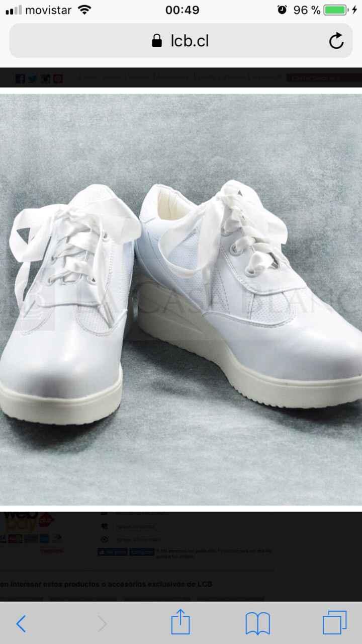 ¿Zapatillas para la fiesta? - 1