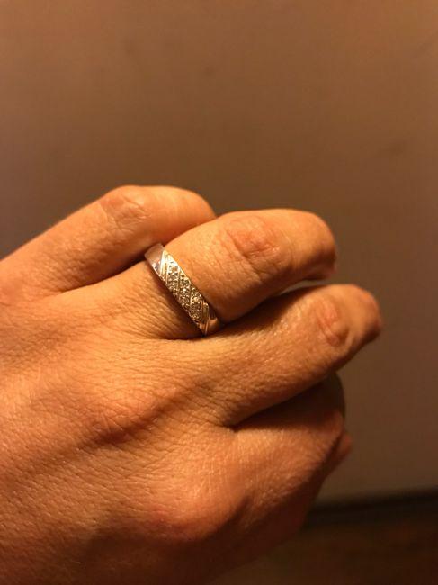 Daniela... mi anillo de compromiso - 1