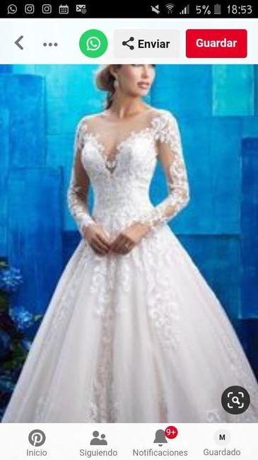 Maura: mi vestido de novia - 1