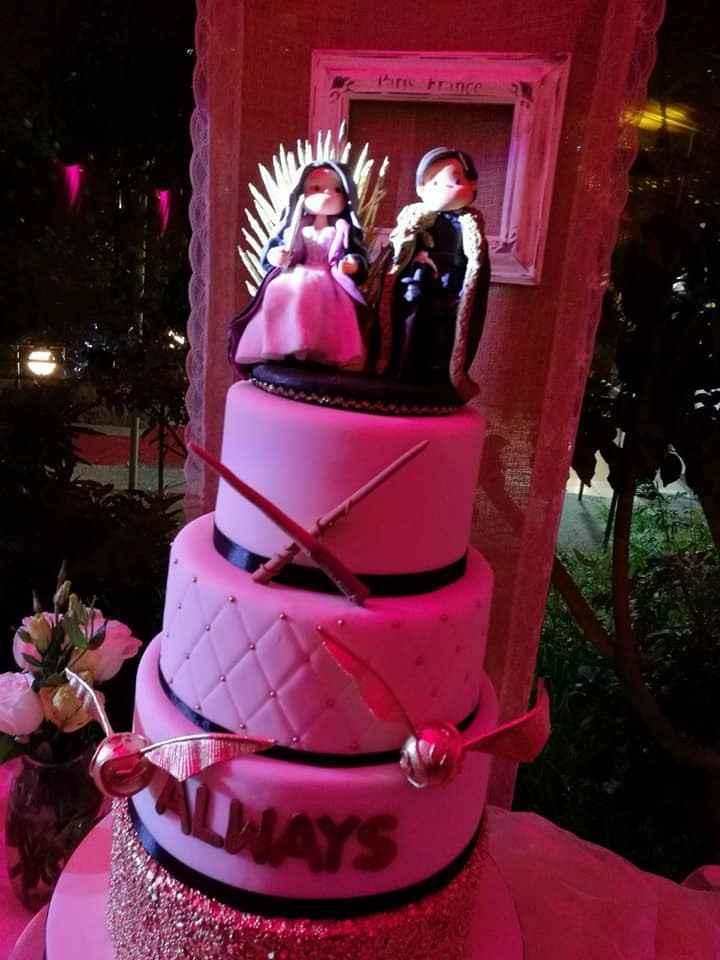 mi torta maravillosa