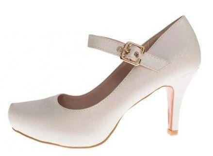 Comparte una foto de tus zapatos de novia ideales 5