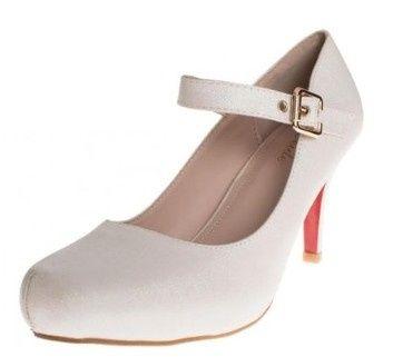 Comparte una foto de tus zapatos de novia ideales 6
