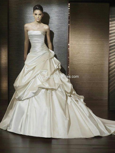 Arreglar mi vestido de novia