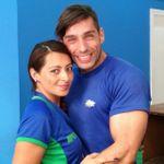 Danitza y Juan Pablo