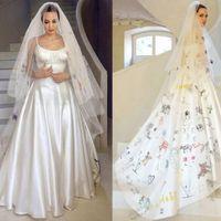 El vestido de: angelina jolie - 1
