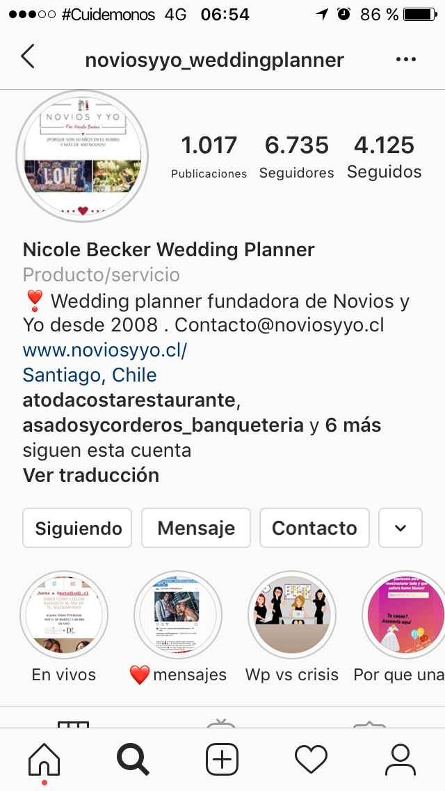 Wedding planner? 1
