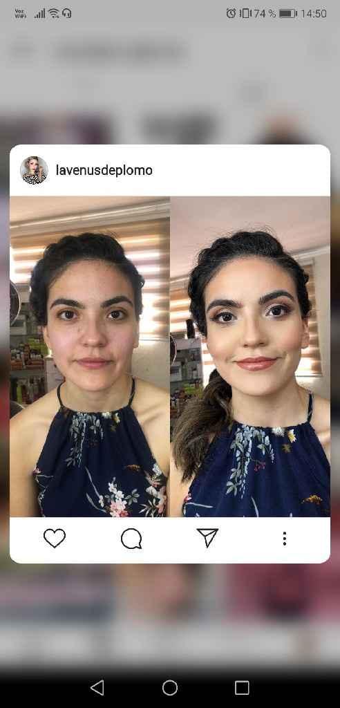 Mi maquillaje para el gd será: - 6