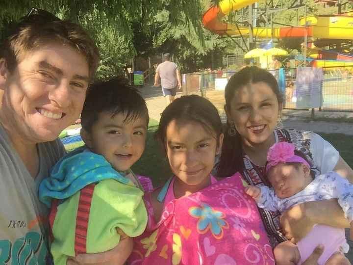 Nuestra hermosa familia
